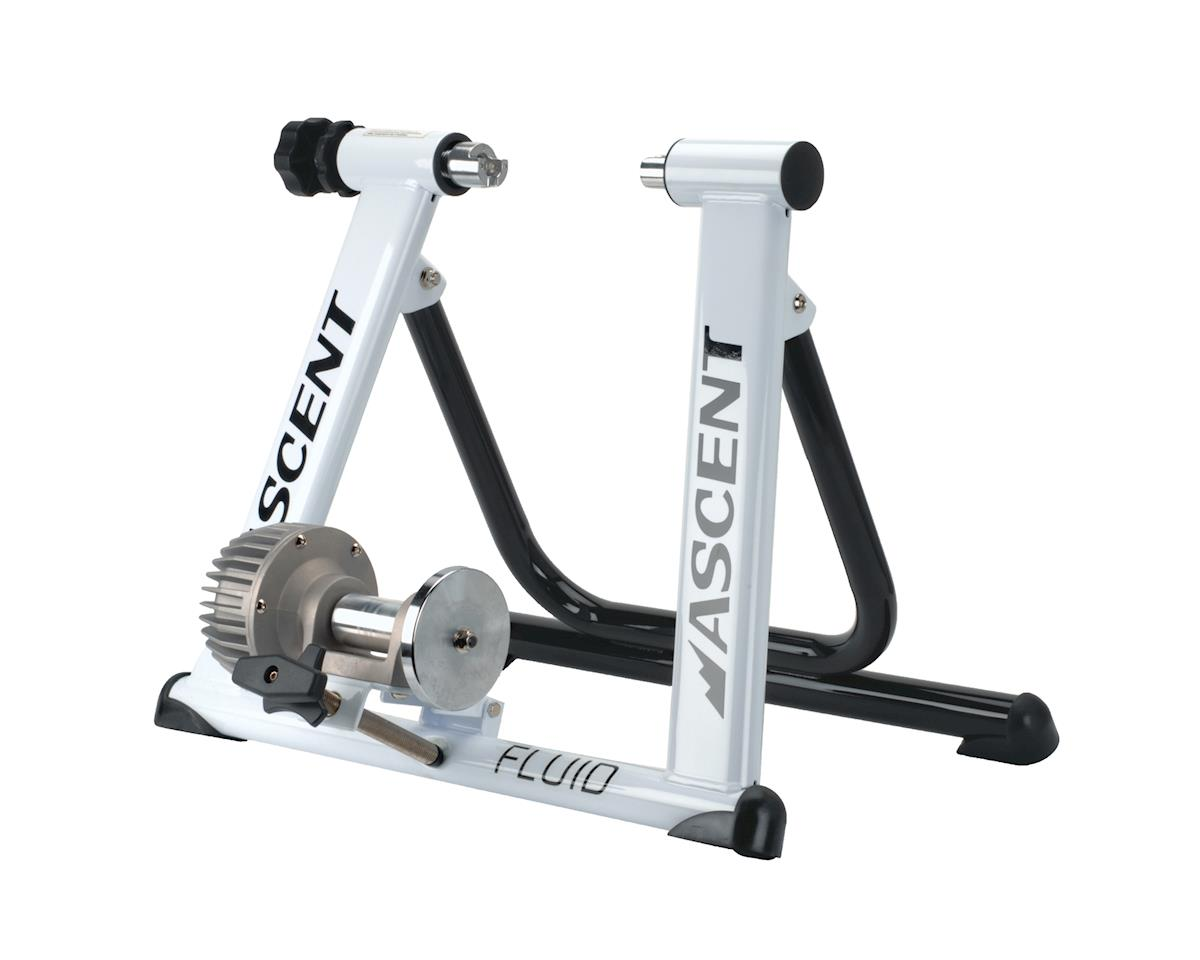 Ascent Fluid Indoor Bicycle Trainer | relatedproducts