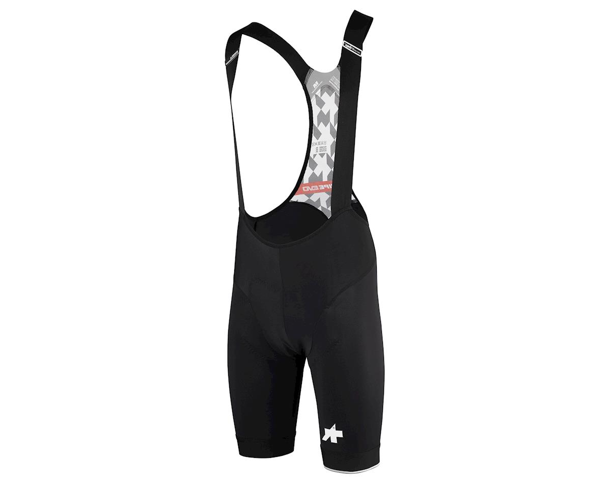 Assos T.equipe evo Cycling Bib Shorts (Black Series) (M)