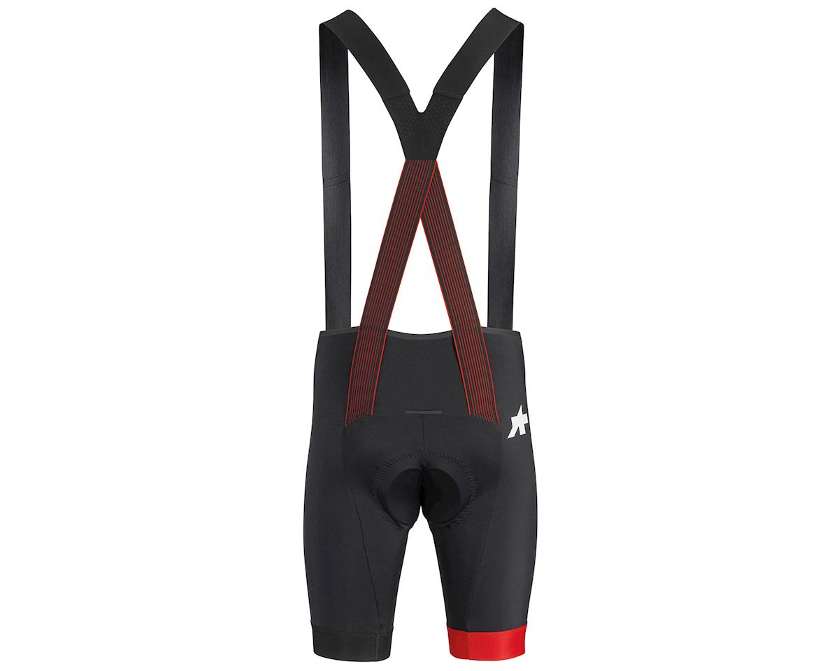 Assos Equipe RS Bib Shorts S9 (National Red) (L)