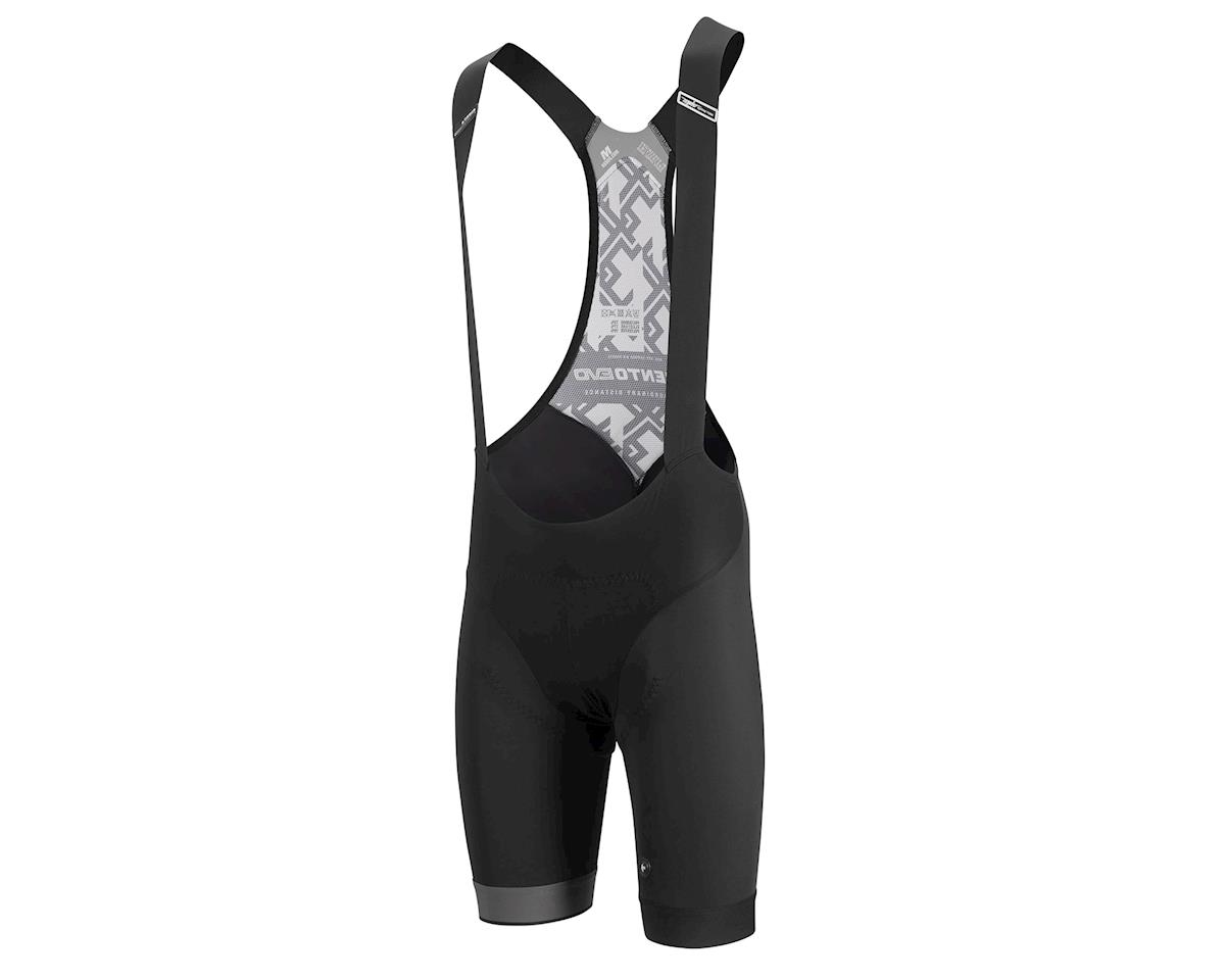 Assos Cento EVO Cycling Bib Shorts (Blackseries) (M)