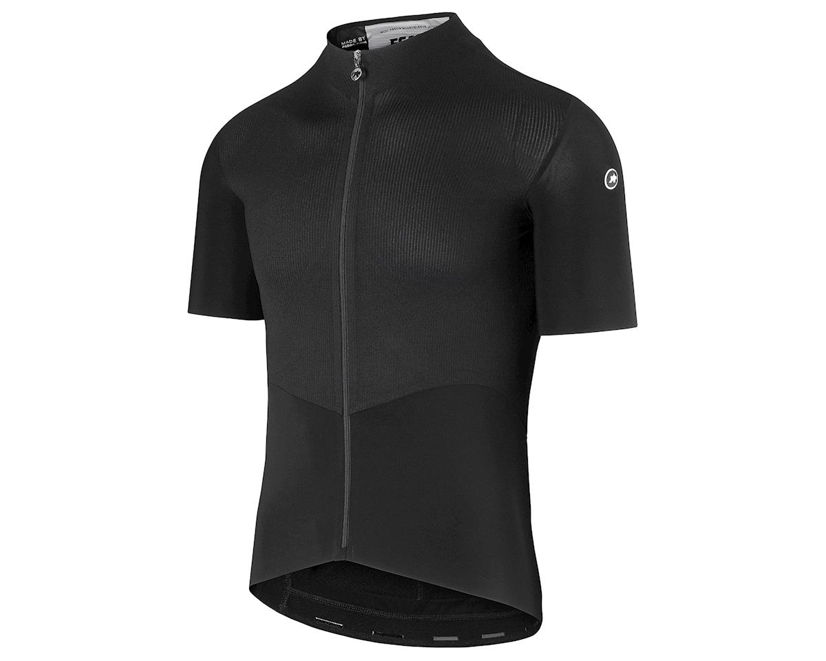 Image 1 for Assos SS.cento evo8 Men's Jersey (Black Series) (S)