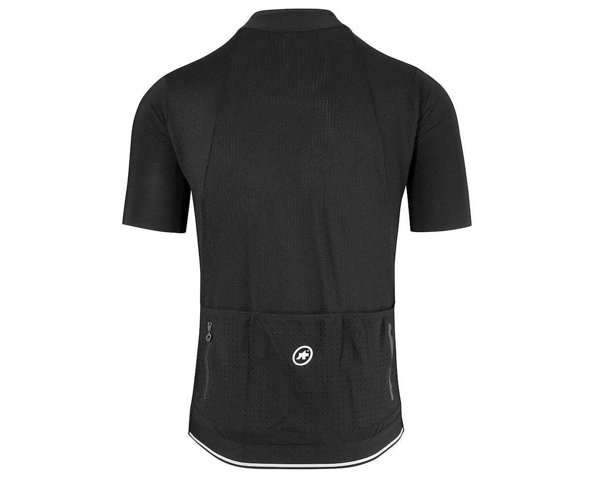 Image 2 for Assos SS.cento evo8 Men's Jersey (Black Series) (S)