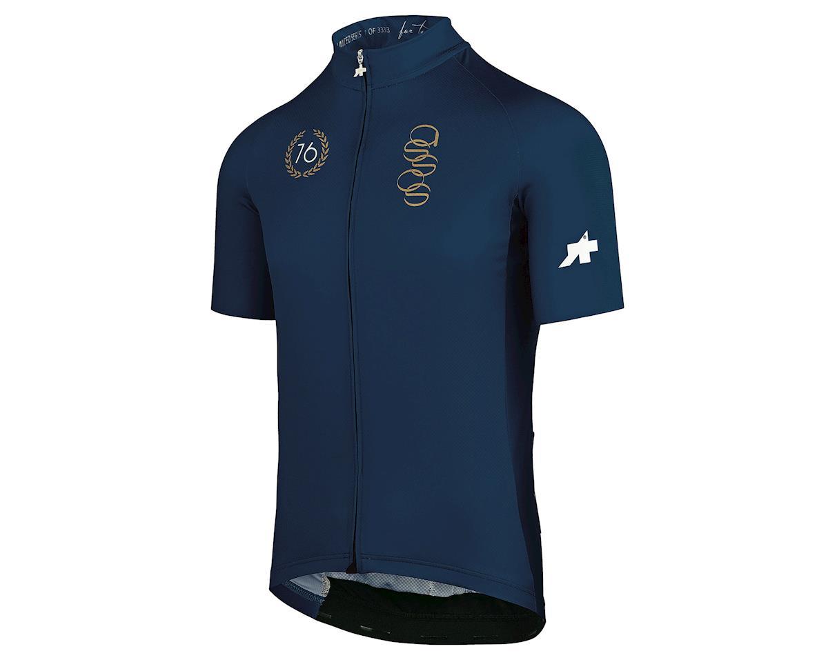 Assos ForToni Men's Jersey (Caleum Blue) (XS)