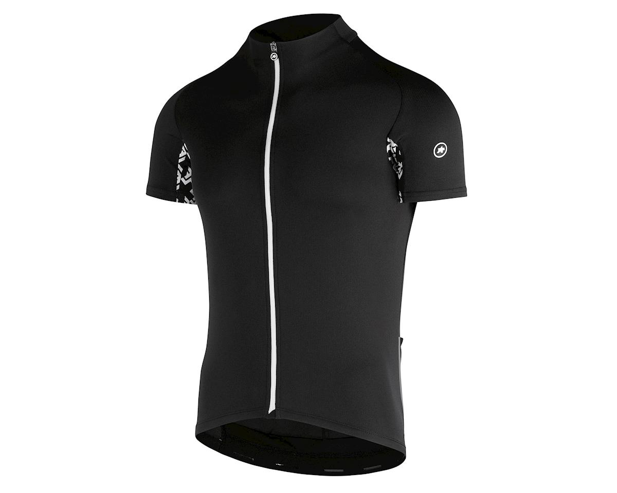 Assos Mille GT Men's Jersey (Black Series) (L)