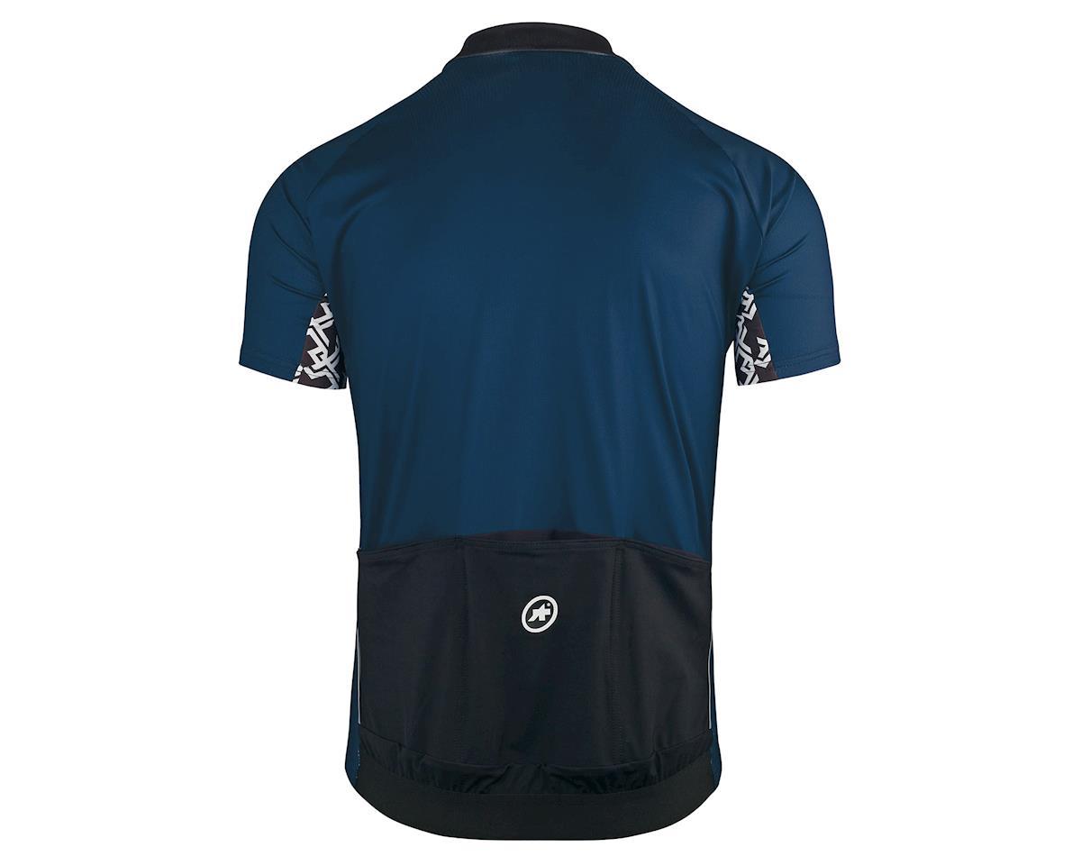 Assos Mille GT Men's Jersey (Caleum Blue) (M)