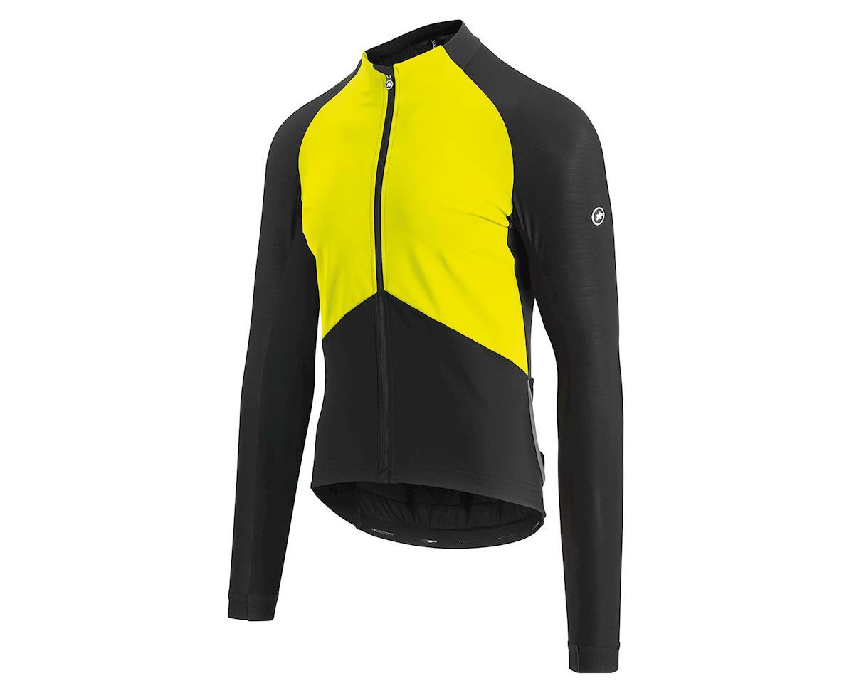 Assos MILLE GT Spring Fall Jacket (FluoYellow)
