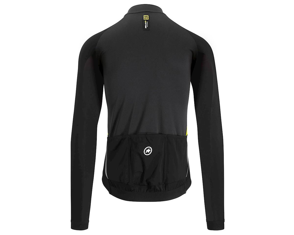 Assos MILLE GT Spring Fall Jacket (FluoYellow) (XLG)