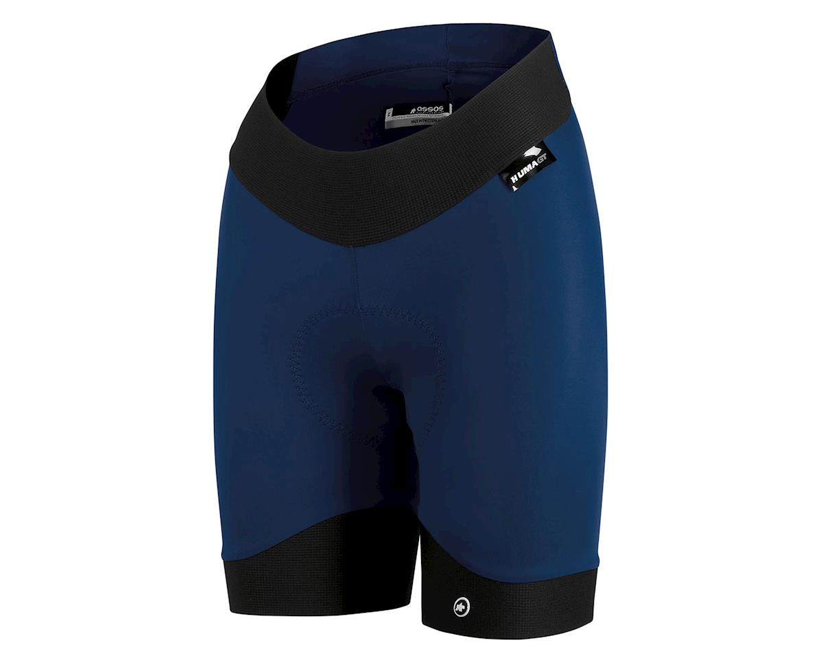 Assos UMA GT Women's Cycling Shorts s7 (Caleum Blue) (XL)