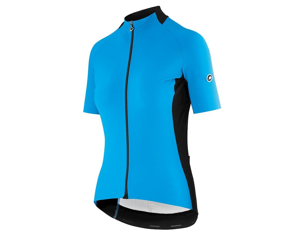 Assos SS.laalalai evo8 Women's Cycling Jersey (Colorful Blue) (M)