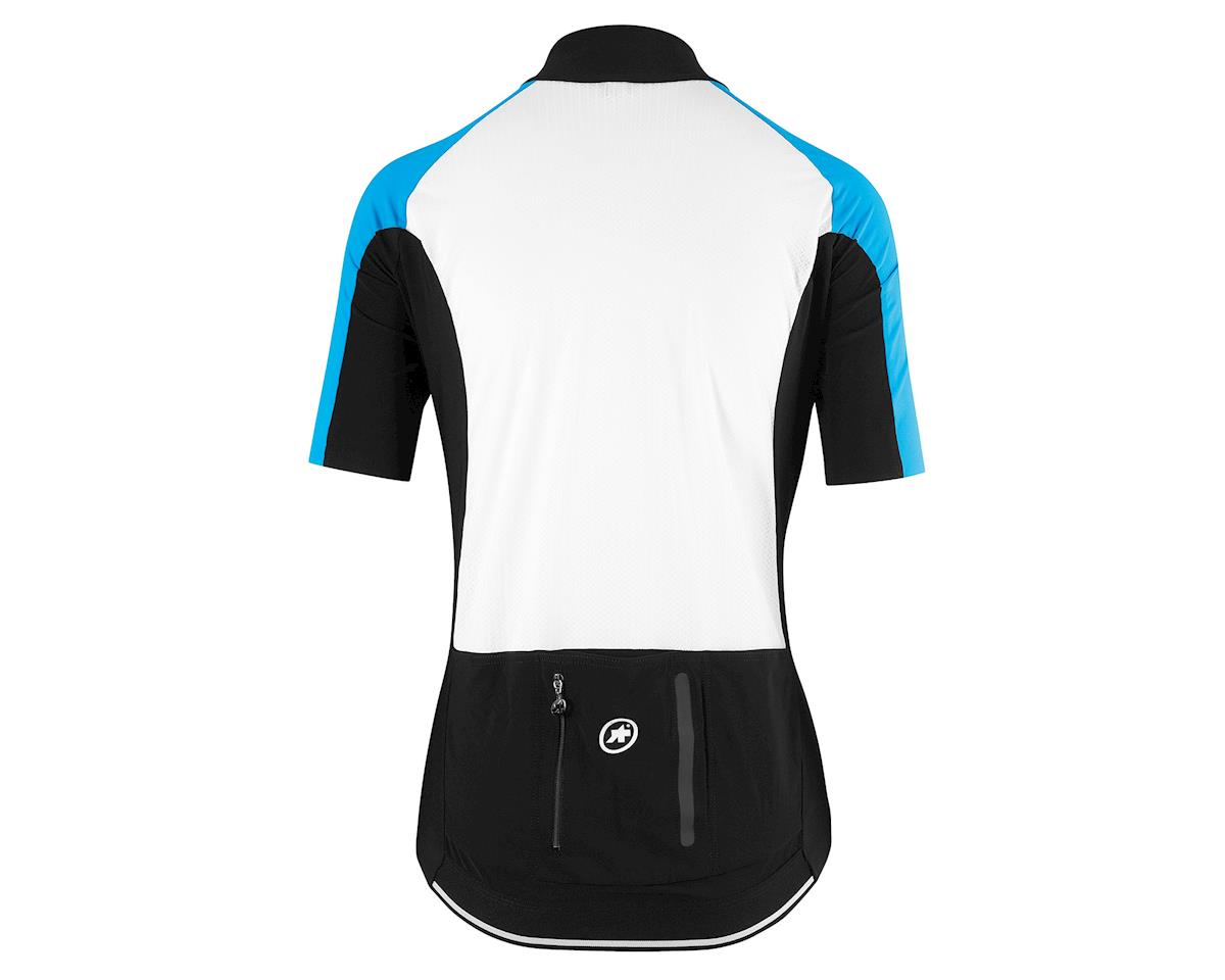 Assos SS.laalalai evo8 Women's Cycling Jersey (Colorful Blue) (S)