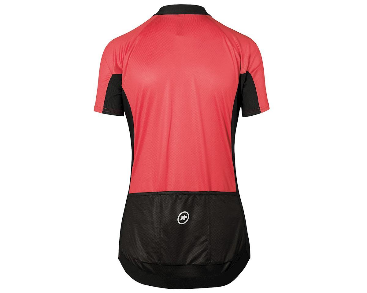 Assos UMA GT Women's Cycling Jersey (Galaxy Pink) (M)