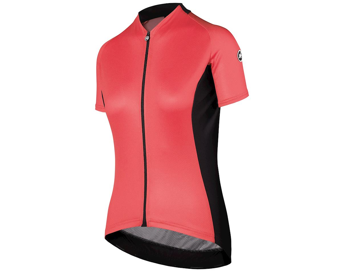 Assos UMA GT Women's Cycling Jersey (Galaxy Pink) (XL)