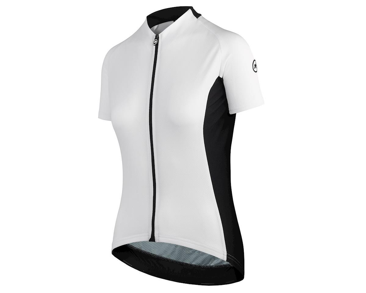 Assos UMA GT Women's Cycling Jersey (Holywhite) (M)