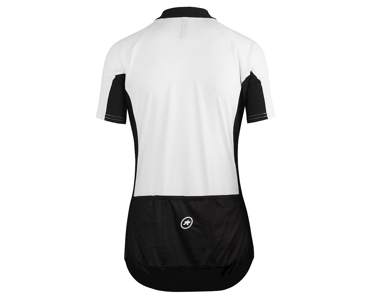Assos UMA GT Women's Cycling Jersey (Holywhite) (XLG)