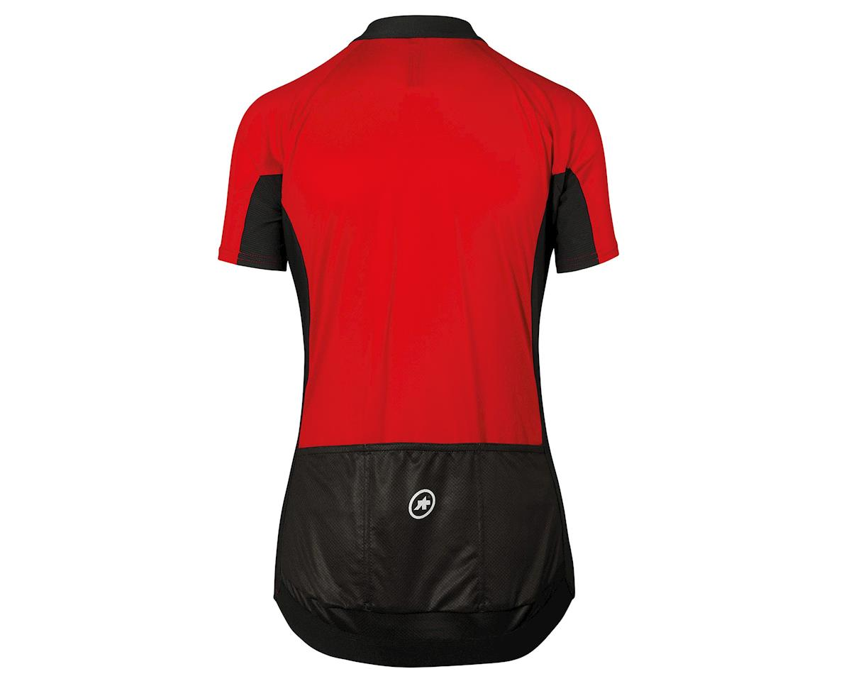 Assos UMA GT Women's Cycling Jersey (National Red) (XLG)