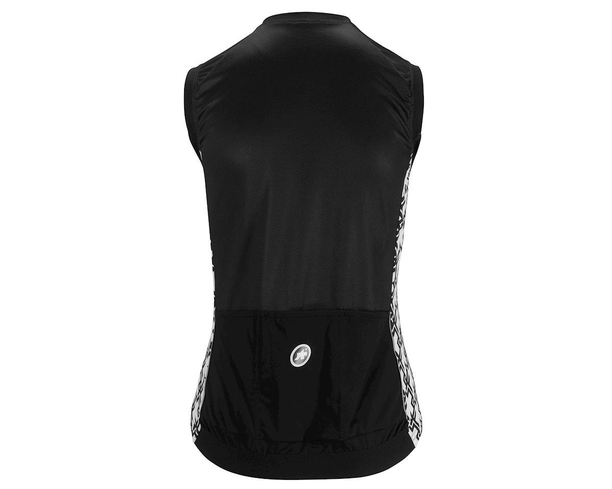 Assos UMA GT Women's Sleeveless Cycling Jersey (Blackseries) (XLG)