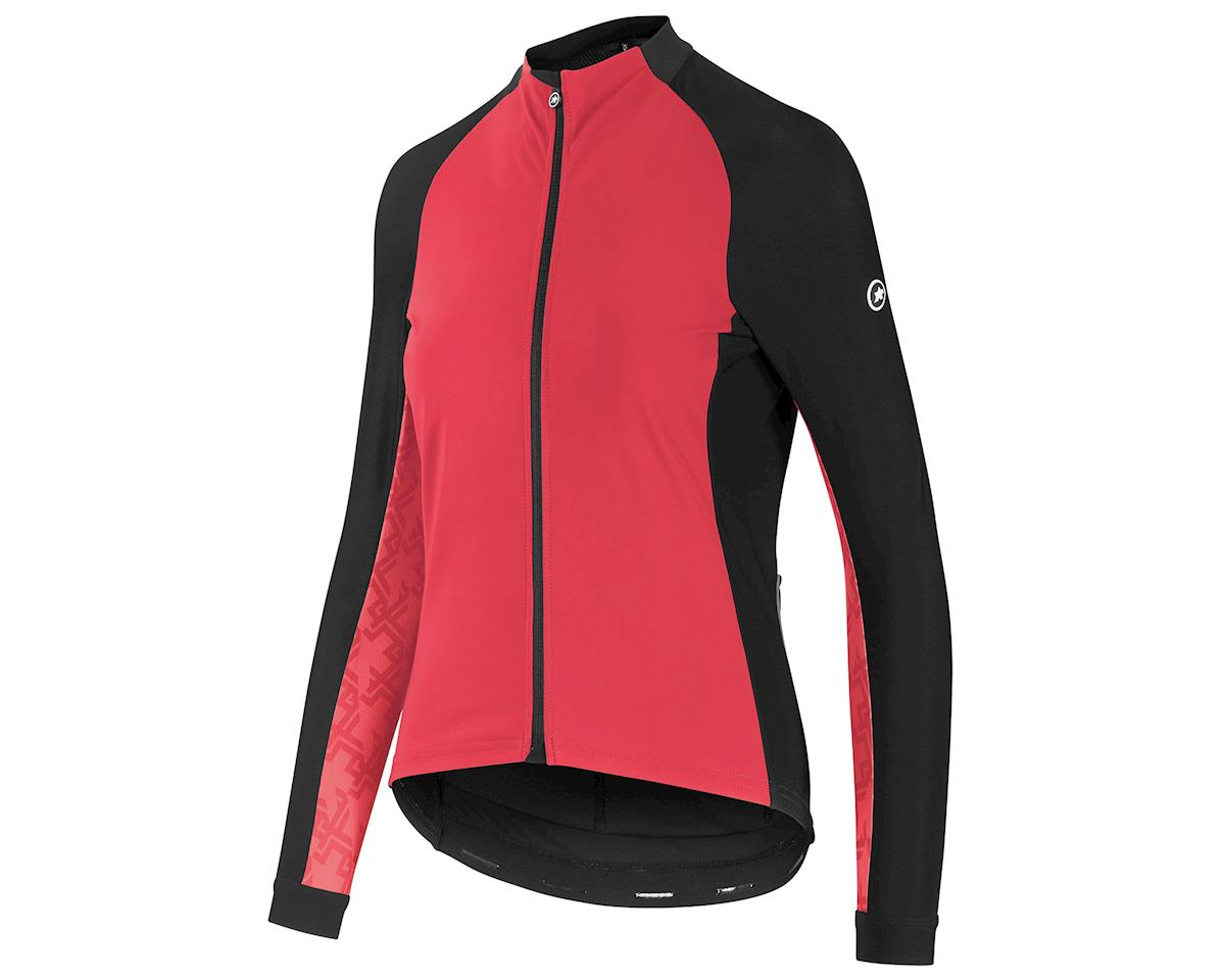 Assos Women's UMA GT Spring/Fall Jacket (Galaxy Pink) (L)