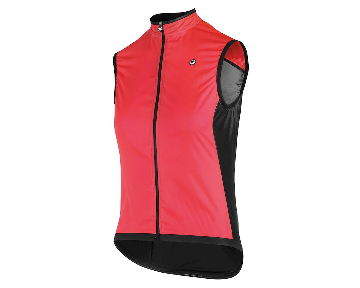 Assos UMA GT Women's Wind Vest (Galaxy Pink) (XL)