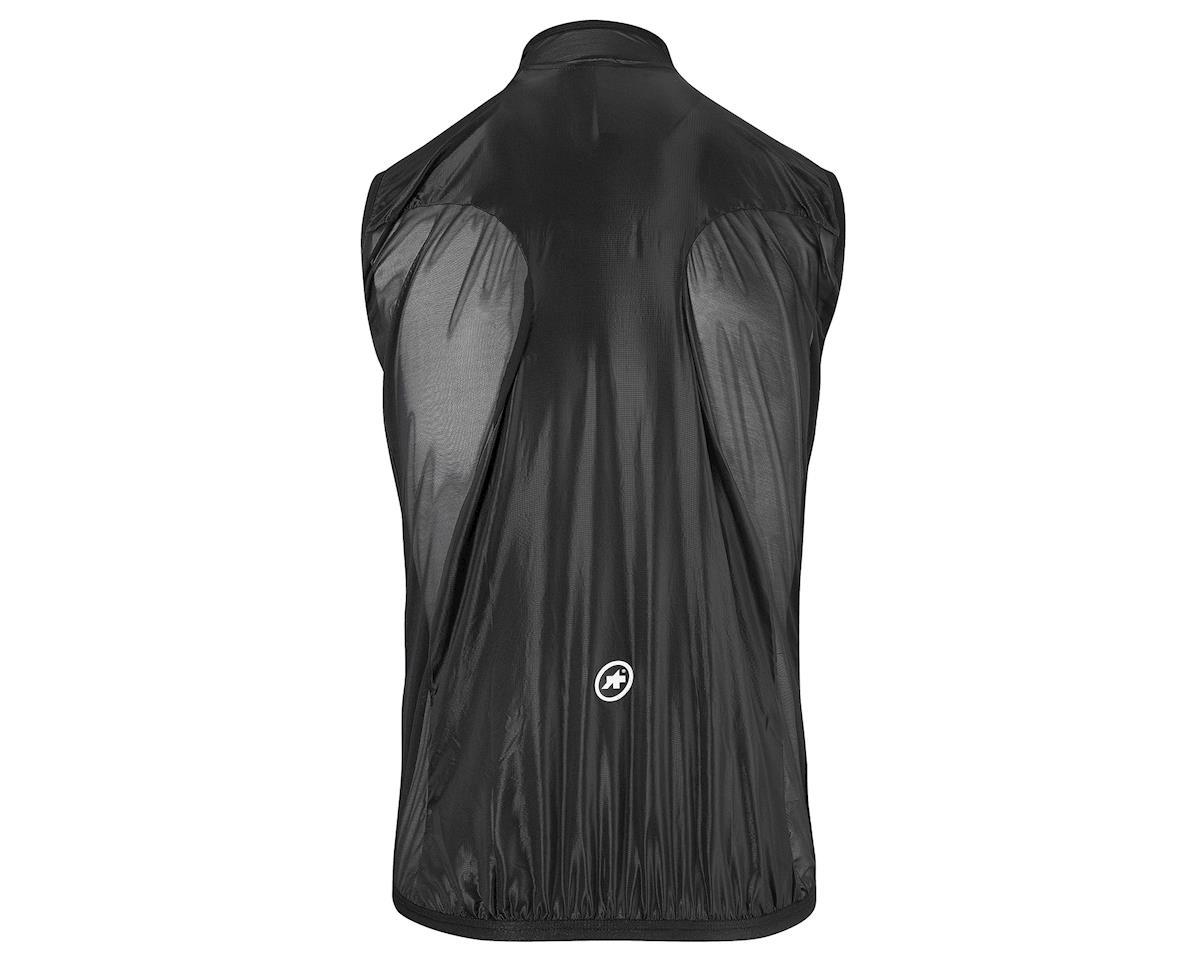 Assos sV.blitzFeder Men's Shell Vest (Black Series)