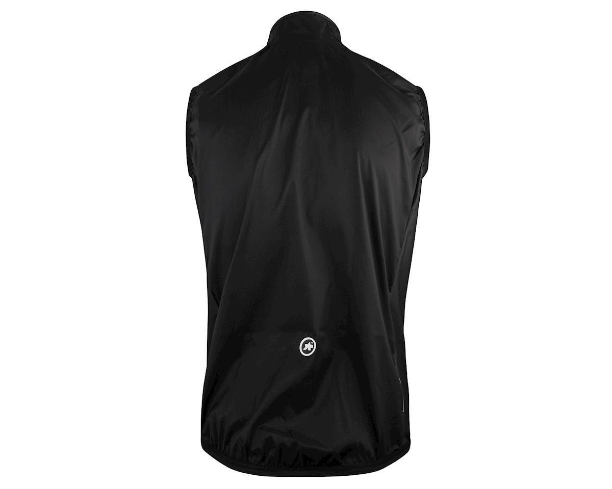 Assos Mille GT Men's Wind Vest (Black Series) (L)