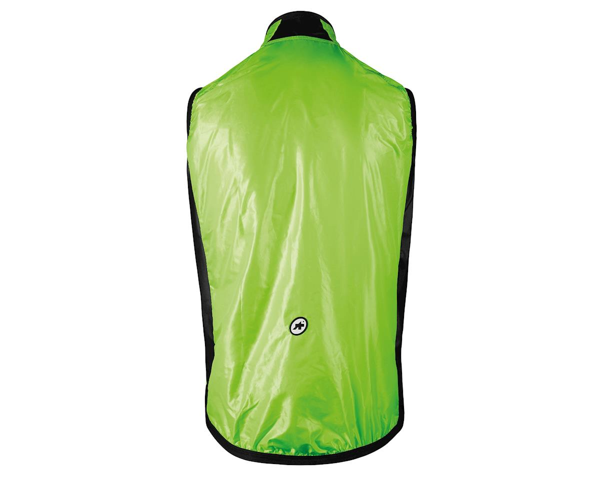 Assos Mille GT Men's Wind Vest (Visibility Green) (M)