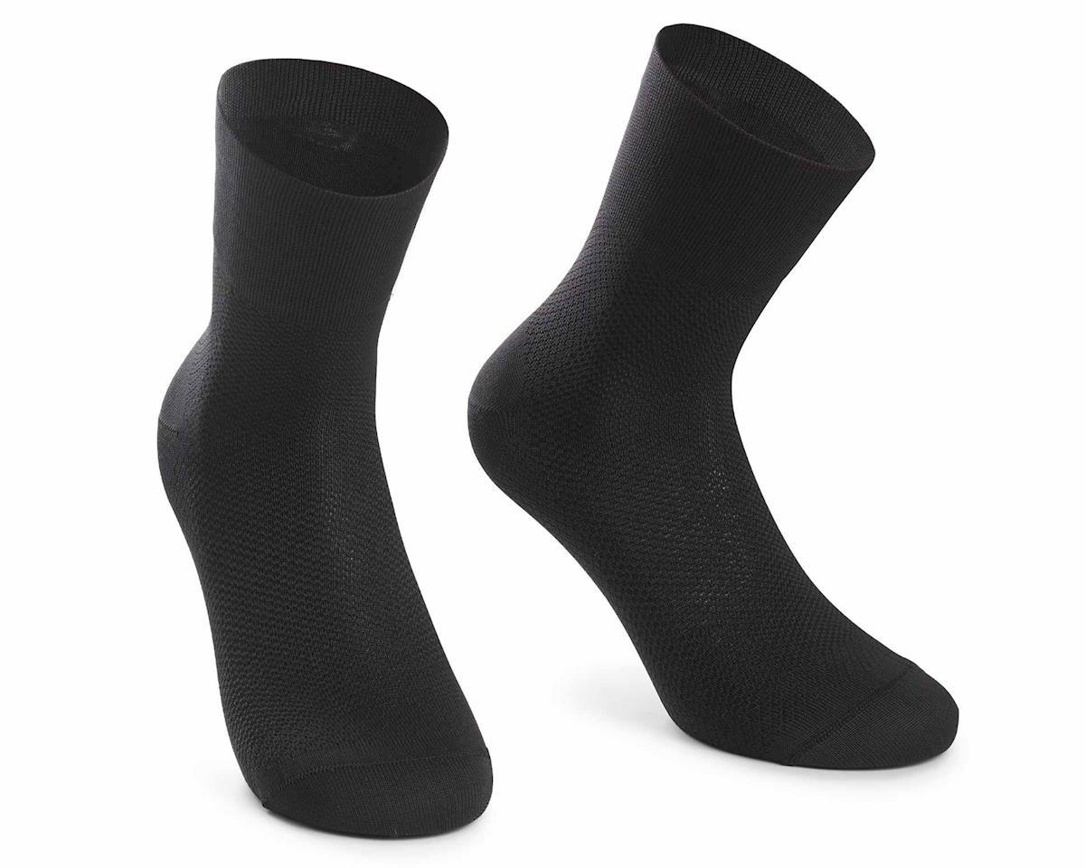 Assos Assosoires GT Sock (Black Series) (L)