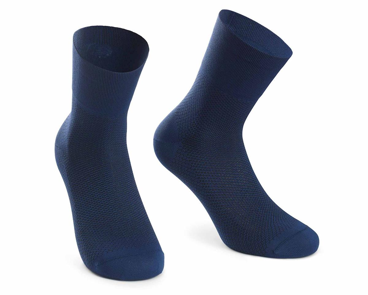 Assos Assosoires GT Sock (Caleum Blue) (M)