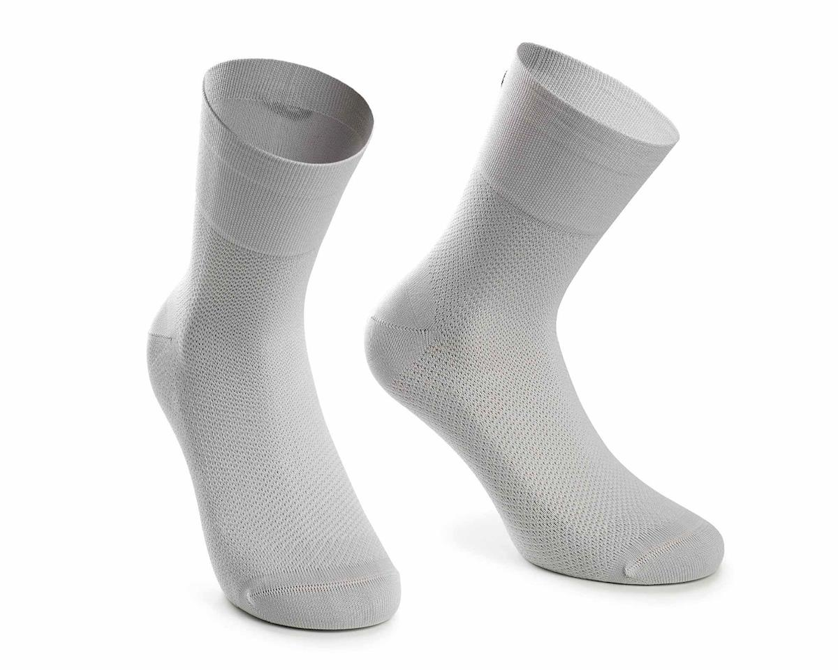 Assos Assosoires GT Sock (Silver Fever) (L)