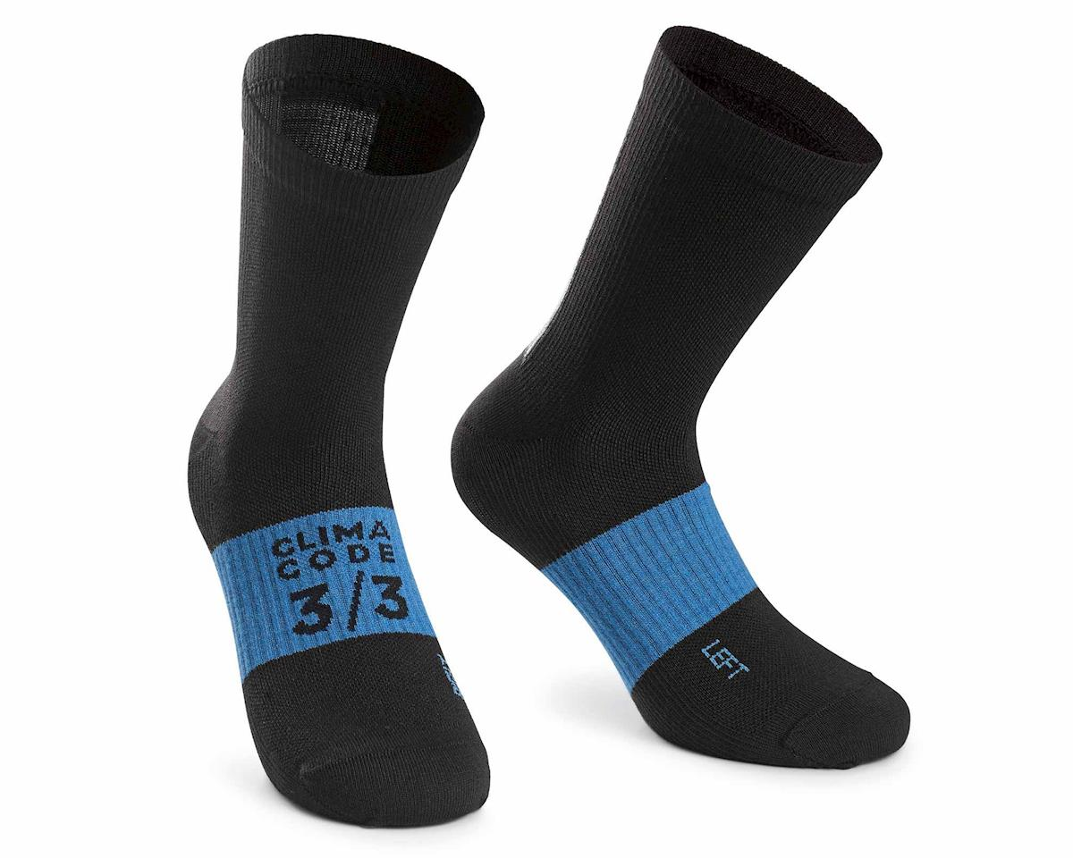 Assos ASSOSOIRES Winter Socks (BlackSeries) (L)