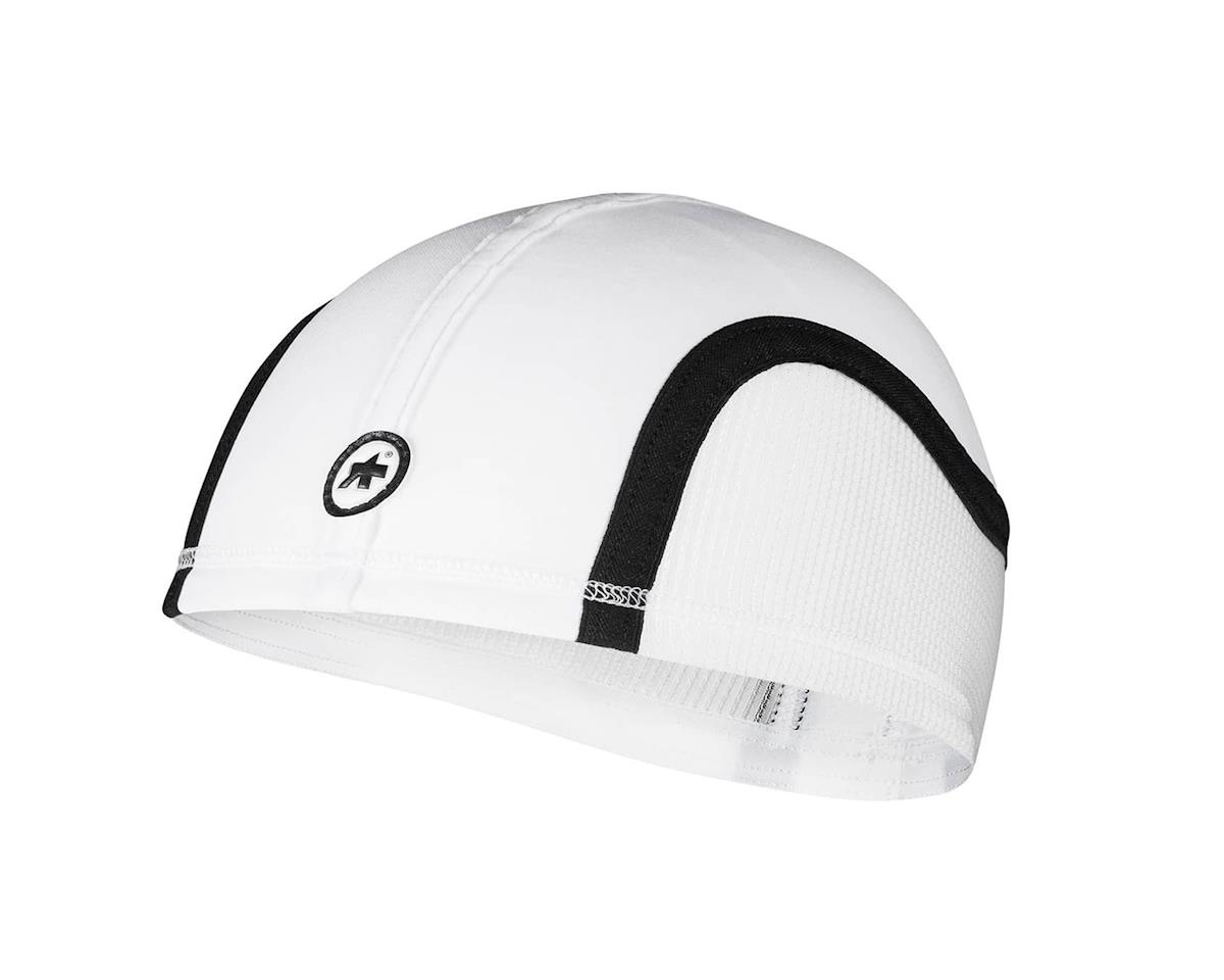 Assos roboFoil Skullcap (White Panther) (L)