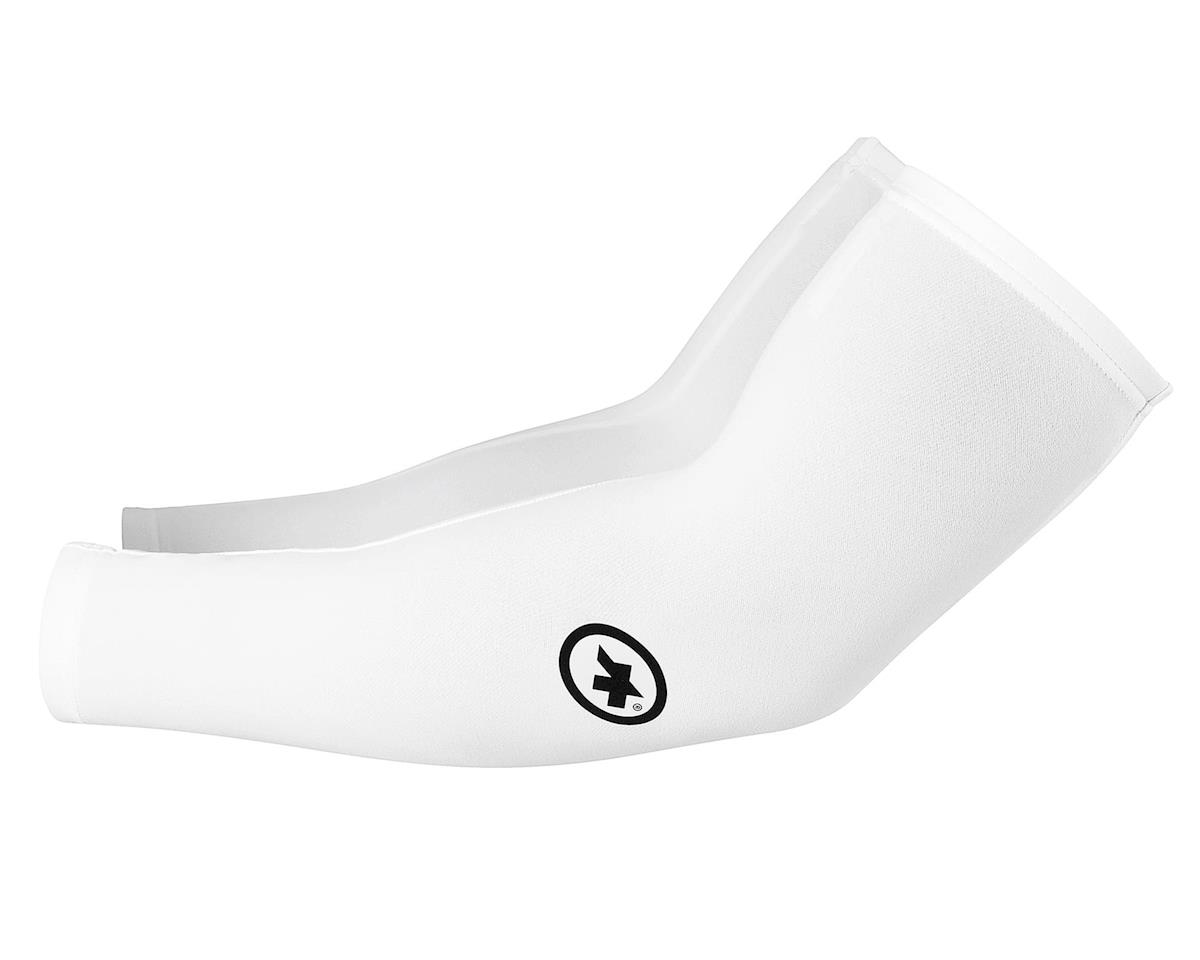 Assos Arm Protector S7 (White) (XS/S)