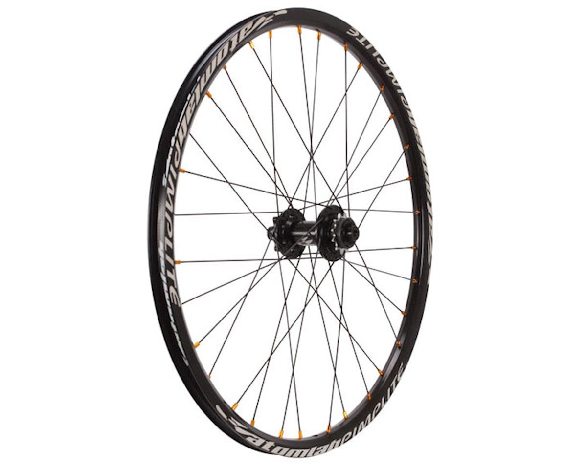"Atomlab Pimplite Wheel (10x135) (26"") (Rear) (32 hole) (Black)"
