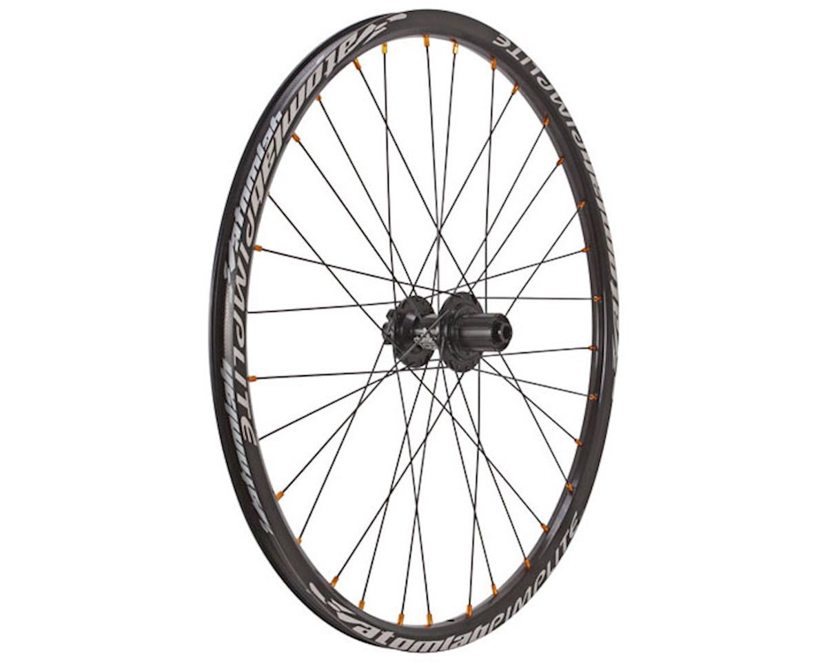 Atomlab Pimplite Rear Wheel, 12x135 32h - Black