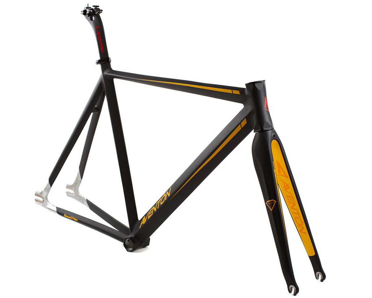 Aventon Diamond Frameset (Black) (52cm)