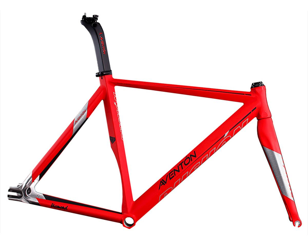 Aventon Diamond Frameset (Team Red) (55cm)