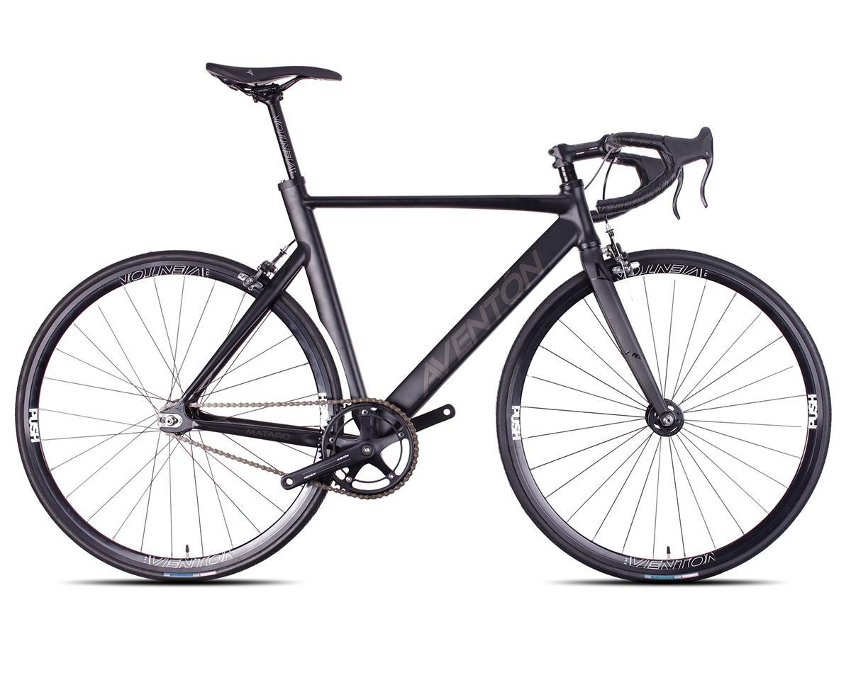 Aventon 2016 Mataro Complete Track Bike (Black) (49cm)