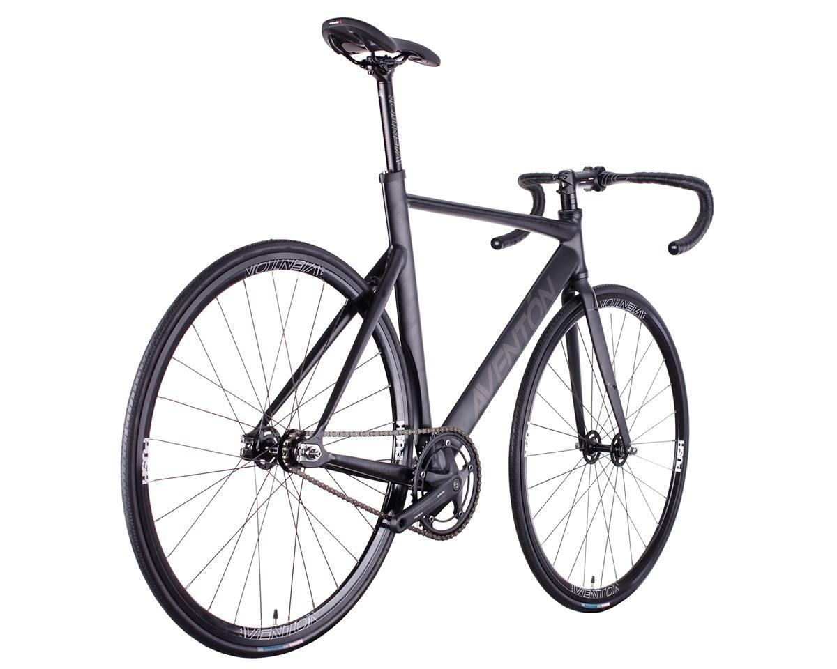 Aventon 2016 Mataro Complete Track Bike (Black) (52cm)