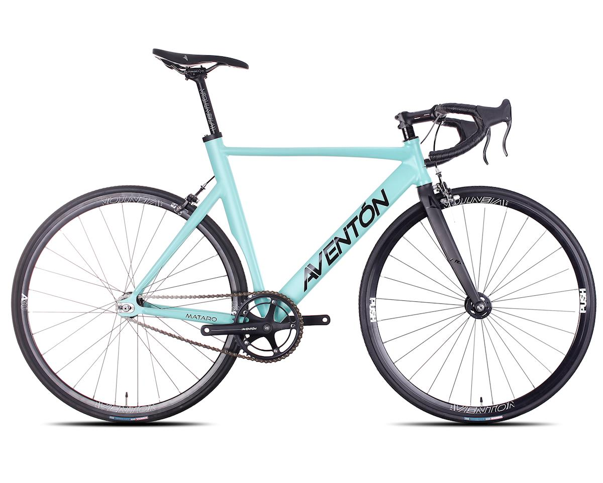 Aventon 2016 Mataro Complete Track Bike (Celeste)
