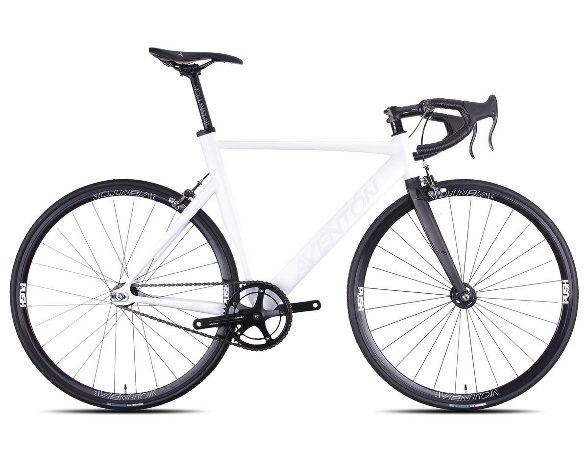 Aventon 2016 Mataro Complete Track Bike (White)