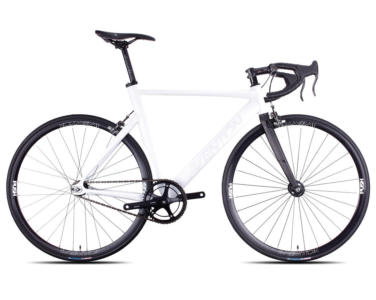 Aventon 2016 Mataro Complete Track Bike (White) (58cm)