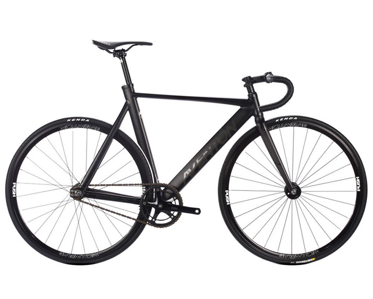 Aventon Mataro Low Complete Track Bike (Satin Black)