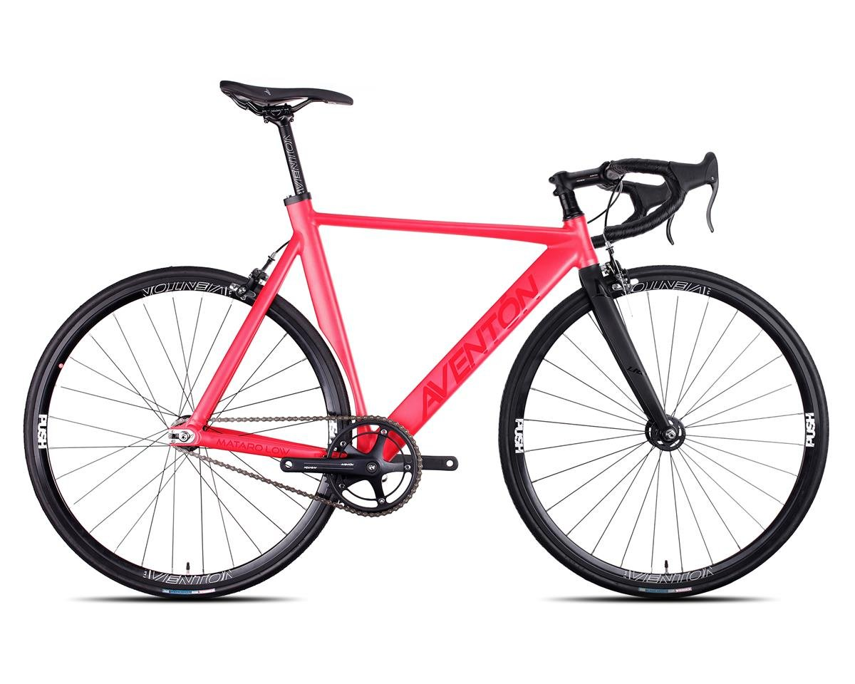 Aventon 2016 Mataro Low Track Bike (Red) (52cm)