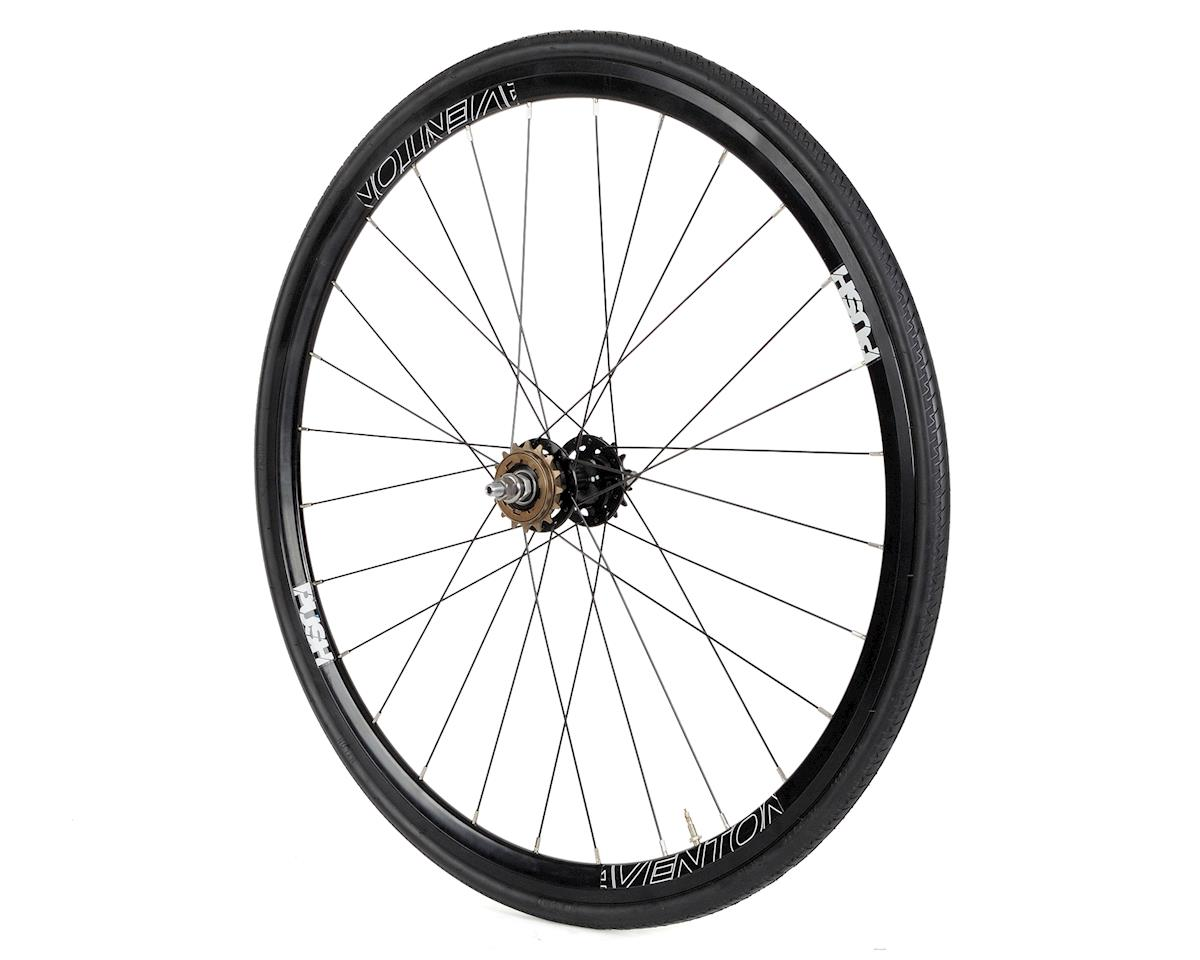Aventon PUSH Rear Wheel (Black) (Dual Sided Fixed/Freewheeel)