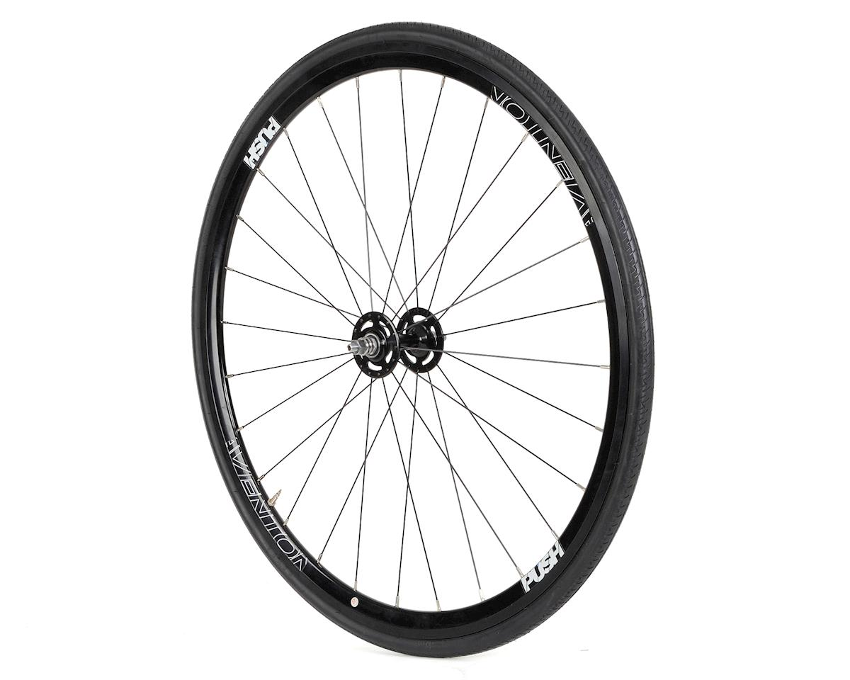 Aventon PUSH Front Wheel (Black)
