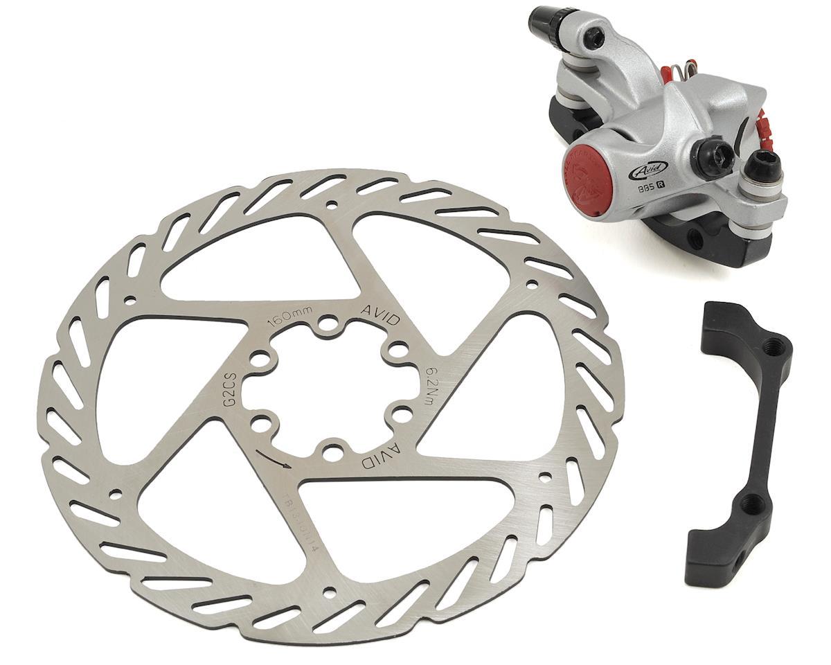Avid Roundagon 6 Bolts 160mm Bike BIcycle Disc Rotor For BB7 /& BB5 Disc Brake