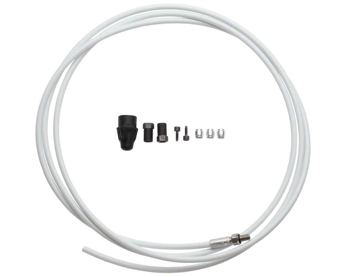 Avid Elixir Hydraulic Disc Brake Hose Kit (White)
