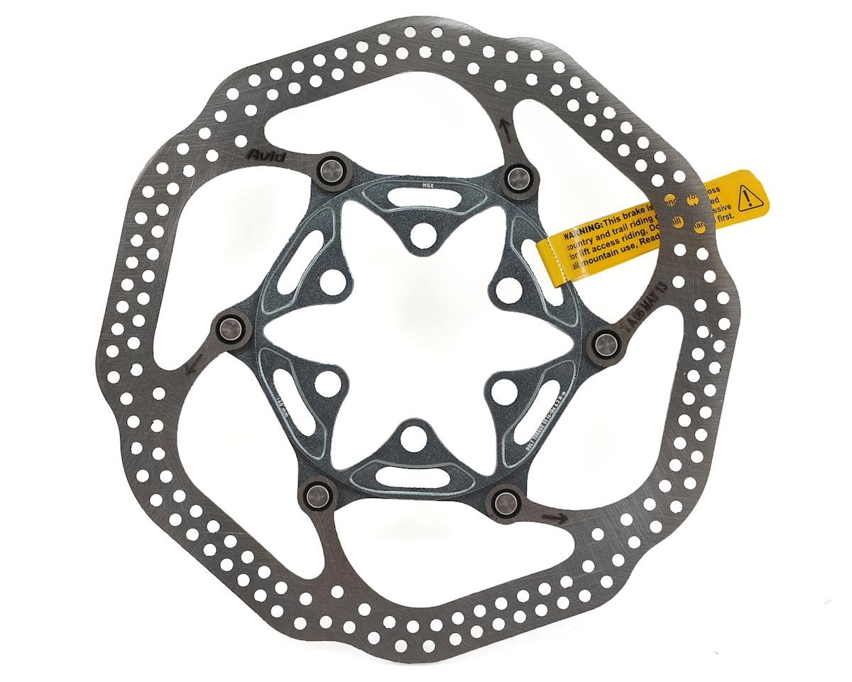 Avid HSX Heat-Shedding Disc Brake Rotor (140mm)