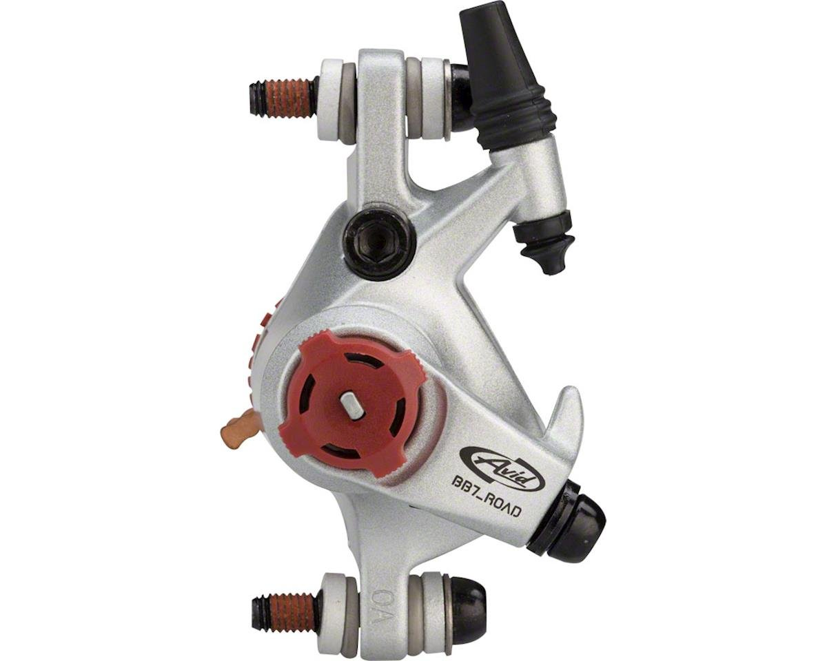 Avid BB7 Road Cable Disc Brake Platinum, CPS, Rotor/Bracket Sold Separately