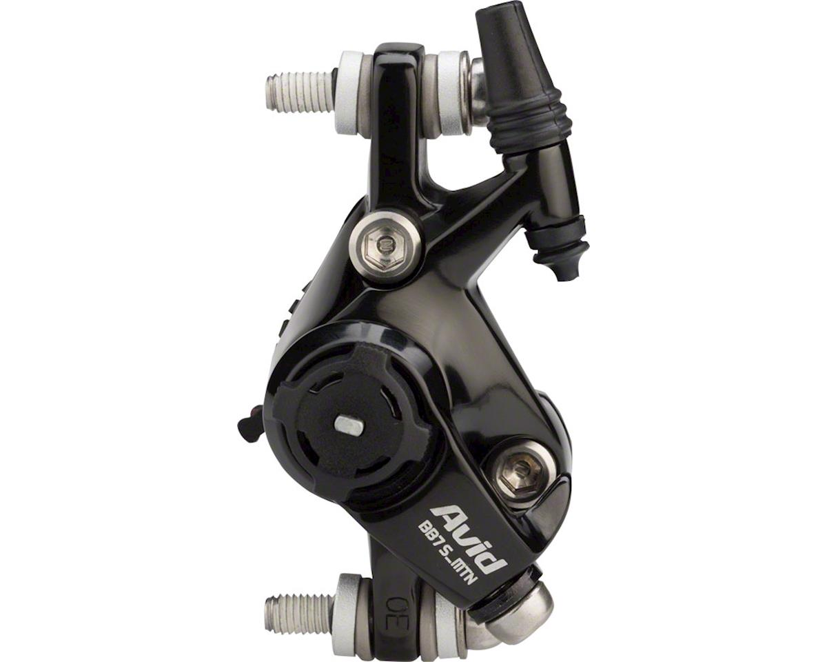 Avid BB7 MTN S Cable Disc Brake Graphite, CPS, Rotor/Bracket Sold Separately