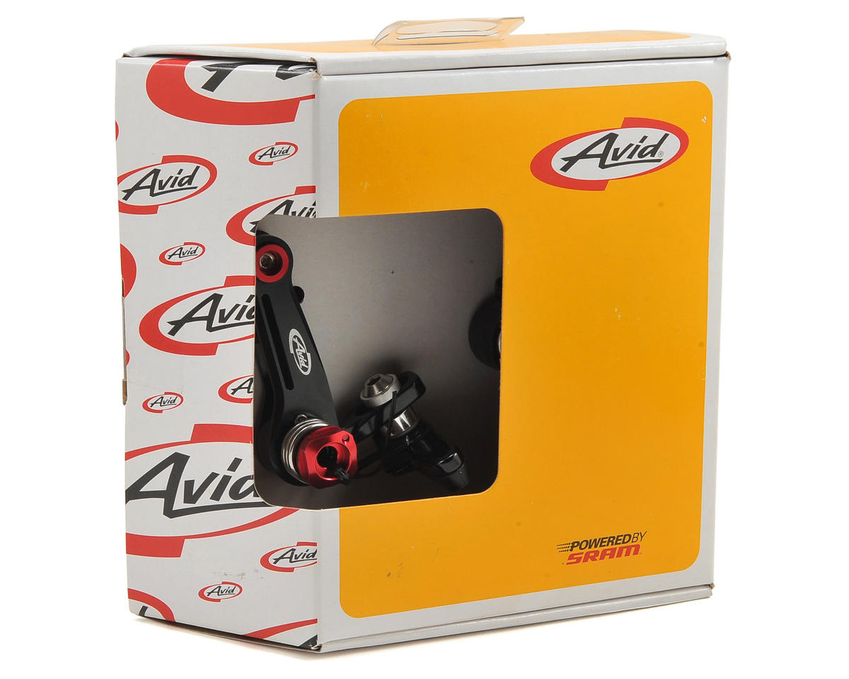 Avid Shorty Ultimate Front Cantilever Brake (Black)